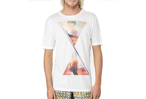 REEF Girls of Time Tee - Mens
