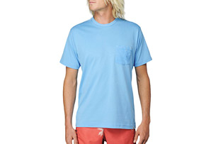 REEF Butter Cube Pocket Print Tee - Mens