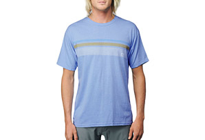 REEF Three Bars Tee - Mens