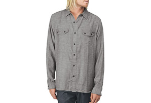 REEF Workshirt L/S Shirt - Mens