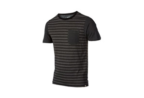 REEF Mixed Stripe Tee - Mens