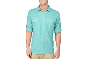Reef Layover II Shirt - Mens
