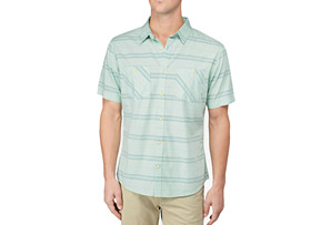 Reef River Bed Shirt - Mens