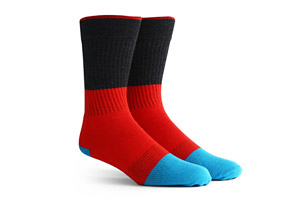 Richer Poorer Everyman Athletic Socks