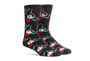 Richer Poorer Ono Athletic Socks