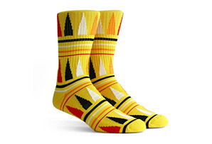 Richer Poorer Swindler Athletic Socks