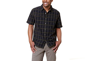 Royal Robbins Durban Dobby Short Sleeve - Mens