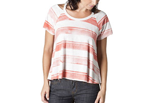 Rusty Shore Thing Top - Womens