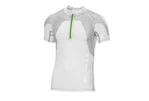 Salomon Exo SS Zip Tech Tee - Mens