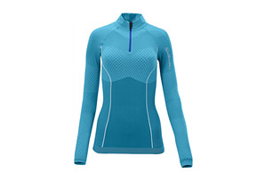 Salomon EXO Motion 1/2 Zip LS - Womens