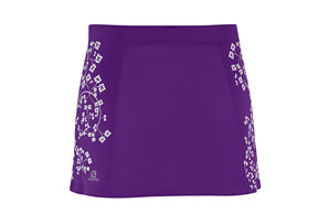 Salomon Trail Twinskin Skort - Womens