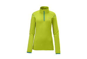 Salomon Discovery HZ Midlayer Half Zip - Womens