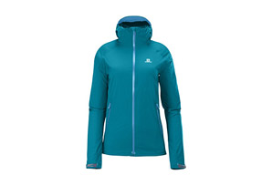 Salomon Tournette Shell Jacket - Womens