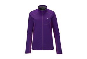 Salomon Mont Baron Windstopper Jacket - Womens