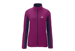 Salomon Charvin Softshell Jacket - Womens