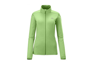 Salomon Discovery Full Zip Midlayer Jacket - Womens