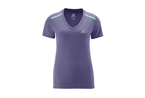 Salomon Park Tee - Womens