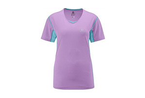 Salomon Start Tee - Womens