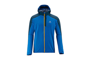 Salomon Bonatti Waterproof Jacket - Mens