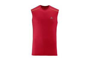 Salomon Trail Runner Tank - Mens