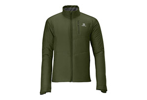 Salomon Insulated Jacket - Mens