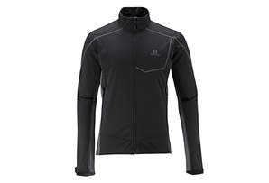 Salomon Mont Baron Windstopper Jacket - Mens