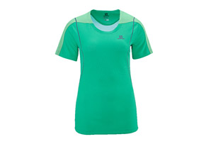 Salomon Apogee SS Tee - Womens
