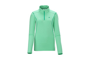 Salomon Discovery Halfzip Midlayer - Womens