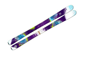 Salomon Q-83 Myriad Skis - Women's 2015