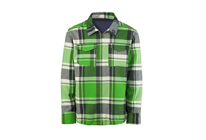 Scott Aberdeen Long Sleeve Shirt - Mens