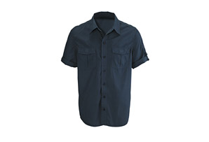Scott Basin Trail Short Sleeve Shirt - Mens