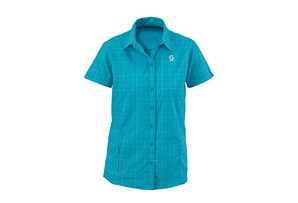 Scott Highview Short Sleeve Shirt - Womens