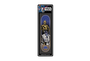 Santa Cruz Star Wars Droids Collectible Skate Deck