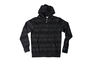 Sector 9 Recluse Zip Hoody - Mens
