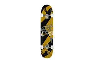 Sector 9 Budro 38 Skateboard Complete