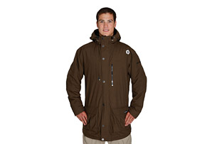 Sessions Parka Jacket - Mens