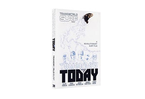 TOMORROW TODAY SURF DVD