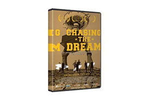 CHASING THE DREAM SURF  DVD