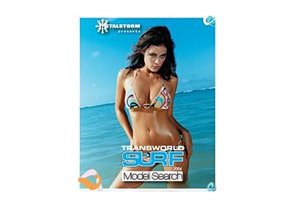 TRANSWORLD MODEL SEARCH DVD