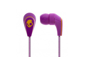 Skullcandy 50/50 Purple w/ Mic