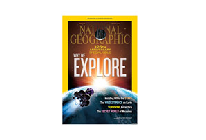 1 Year of National Geographic  (12 issues)