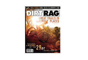 2 Years of Dirt Rag Magazine (14 issues)