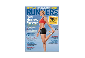 1 Year of Runner's World (12 issues)