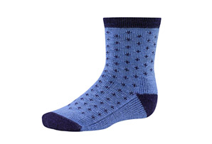 SmartWool Dot/Spot Stripe Socks 2-Pack - Youth