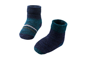 Smartwool Bootie Batch Socks 2-Pack - Youth