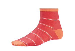 SmartWool Striated Stripe Socks - Women's