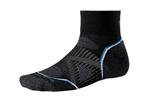 SmartWool PhD Run Light Mini Socks