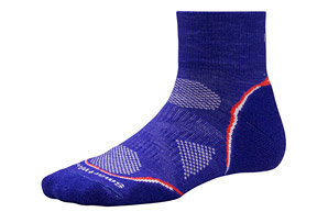 SmartWool PhD Run Light Mini Socks - Women's