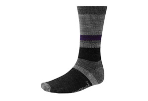 SmartWool Distressed Stripe Socks