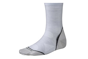 SmartWool PhD Cycle UL 3/4 Crew Socks